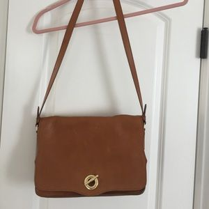 Leather Bag Zara