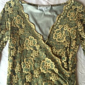 Ann Ferriday Dresses & Skirts - Ann Ferriday Lace Dress