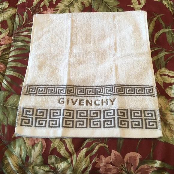 Givenchy Accessories Given Hand Towel Poshmark