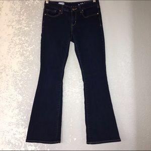 GAP 1969 Curvy Bootcut Jeans 27s