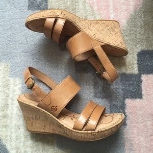 Born Shoes - Born Footwear Amabel Wedges