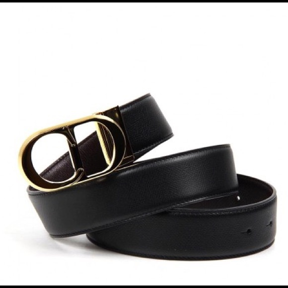 c7992cf5ebf Christian Dior Accessories | Ladies Reversible Belt | Poshmark