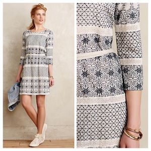 Anthropologie Sutro Dress