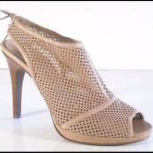 J. Crew Quorra Peep-toe heels