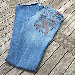 7 For All Mankind Flynt Jeans 27