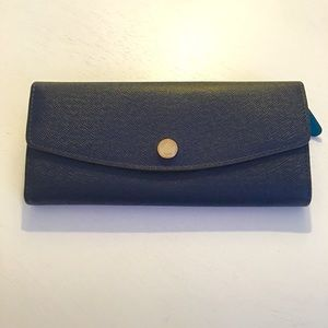 Michael Kors Handbags - Michael Kors Navy Wallet Multi Color