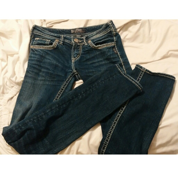 50% off Silver Jeans Pants - Gently used Silver jeans. Size 25/32L ...