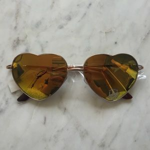 Joe Fresh Accessories - Joe Fresh Heart Sunglasses