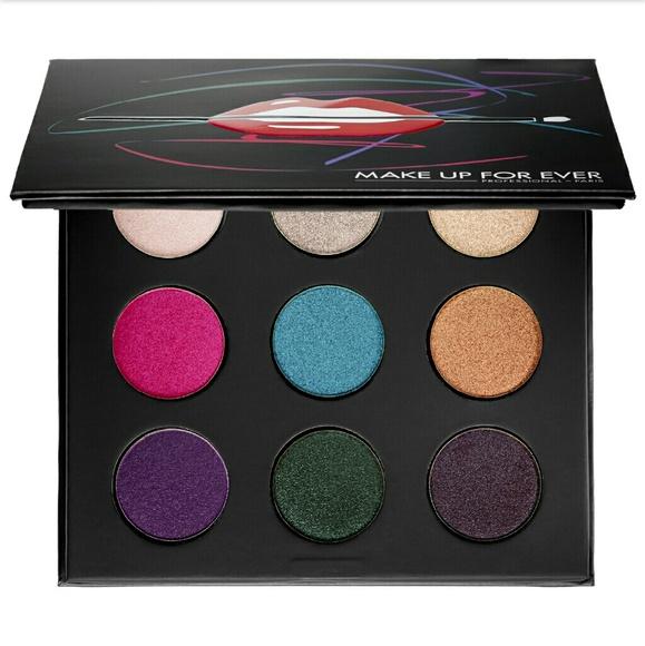 Makeup Forever Artist Palette - Volume 2
