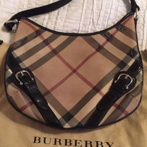 Burberry Larkin Hobo