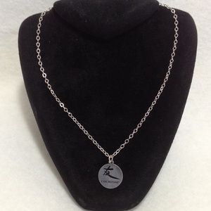 Jewelry - 925 Anklet. Chinese sign for friendship.