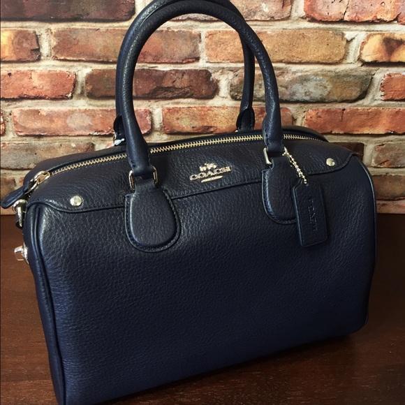 64% off Coach Handbags - SALE 🌷 Coach Large Bennett Satchel Bag ...