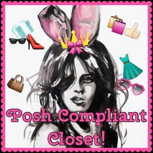 💕🛍Welcome to my Posh Compliant closet! 🛍💕