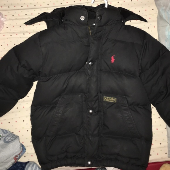 d3cfe413b Ralph Lauren Jackets & Coats | Kids Polo Winter Jacket Toddler 3t ...