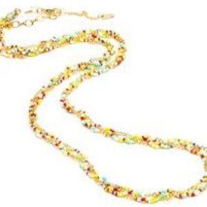 Amrita Singh Jewelry - Amrita Singh necklace or wrap around bracelet