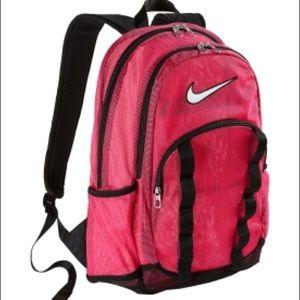 Nike Bags   Brasilia 7 Mesh Backpack   Poshmark c76144b20b