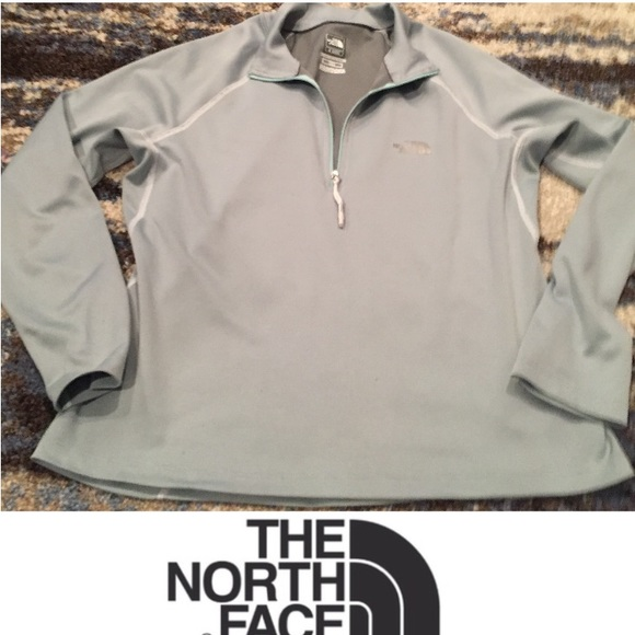 12e5abdf2 The North Face Women's Base Layer in Gray Blue
