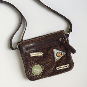 Nicole Lee Handbags - Nicole Lee Hollywood patch bag