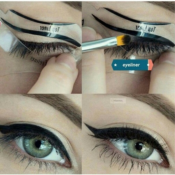 Sephora Makeup Day Dreams Cat Eye Stencil Poshmark