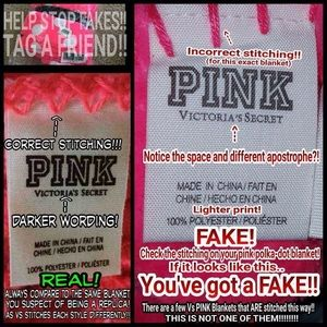 b7631d0f73 PINK Victoria s Secret Other - FAKE VICTORIA S SECRET PINK ITEMS ARE FOR  SALE