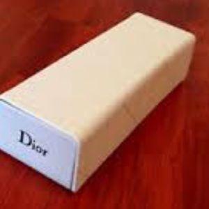 Authentic brand new small Dior case