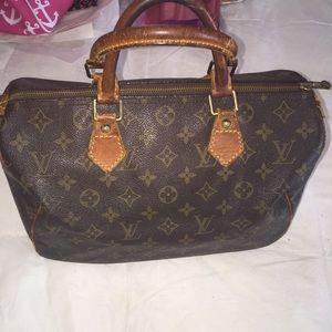 6877fae7a03a Louis Vuitton Bags - Vintage Louis Vuitton Speedy 30