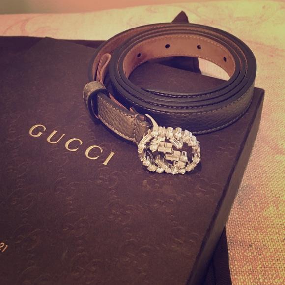 81419d07da8b1b Gucci Accessories | Memorial Day Sale Authentic Thin Belt | Poshmark