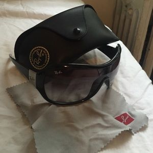 Used ray ban sunglasses