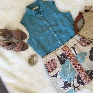 Hoss  Dresses & Skirts - HP weekend wardrobe🎉🎉Hoss-St Barths mini skirt