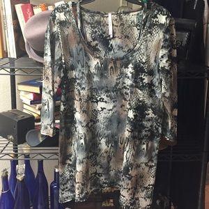 Tops - Sheer shirt
