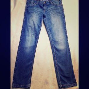 Reign Denim - Reign Jeans Stretch Skinny blue Sz 13 34x30 GUC