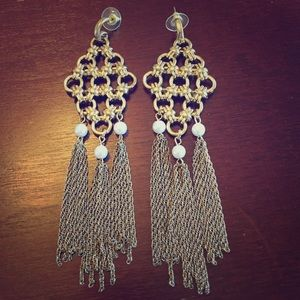 NWOT Banana Republic Earrings