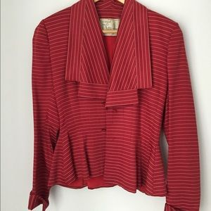  Vintage Authentic 1940s Blazer- one of a kind!
