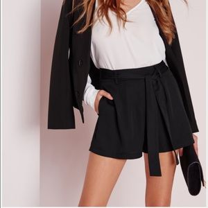 Missguided Tailored Shorts