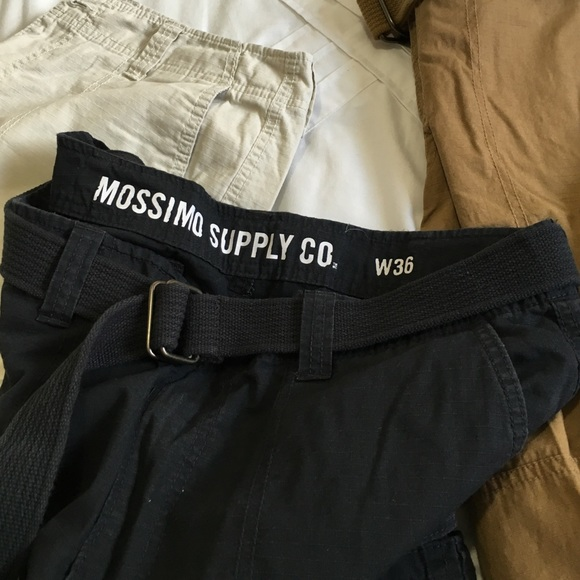 Mossimo Supply Co. Shorts - Mens Cargo Shorts