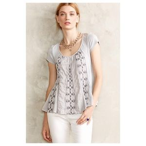Anthropologie Noyo Tee