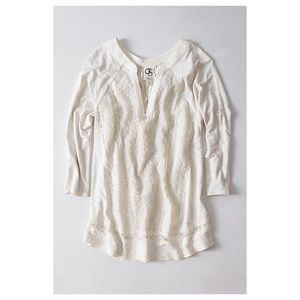Anthropologie Avandaro Pullover