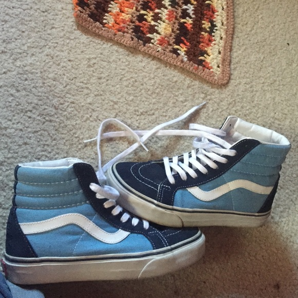 Vans Shoes   Limited Edition High Top
