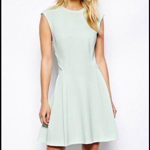 Ted Baker Scubba Dress Mint Green