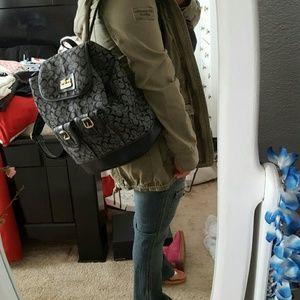 Handbags - Large backpack