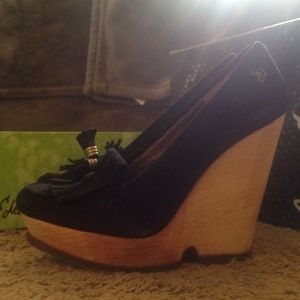 Sam Edelman wedged heels