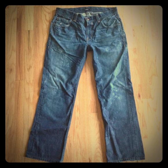 Kasil Other - Mens Kasil Jeans by David Lim Davidson Carbon 34