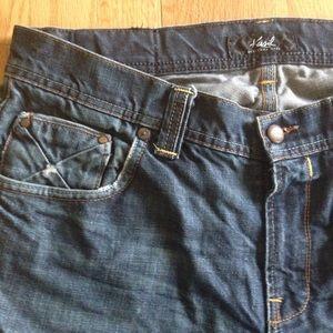Kasil Jeans - Mens Kasil Jeans by David Lim Davidson Carbon 34