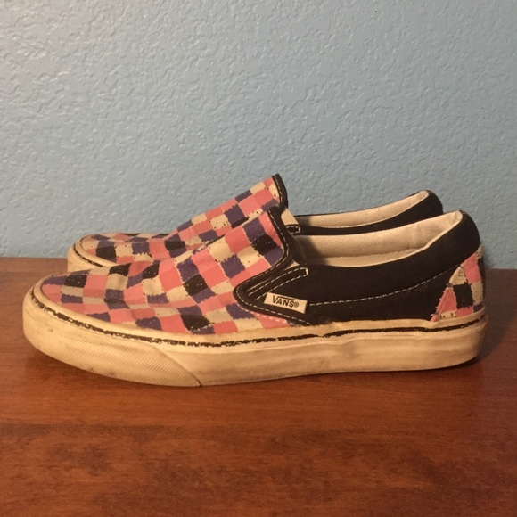 vans shoes size 8