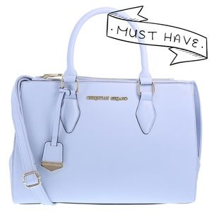 Christian Siriano Handbags - Christian Siriano Satchel Light Blue