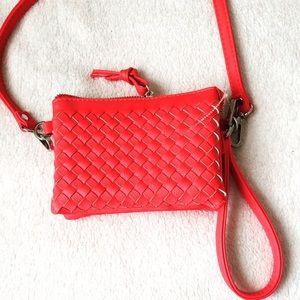 Charming Charlie Crossbody mini bag (coral)