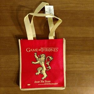 Handbags - CLEARANCE NWT Game of Thrones Mini Totebag
