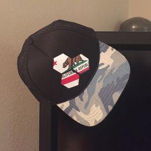Accessories - Cali republic hat