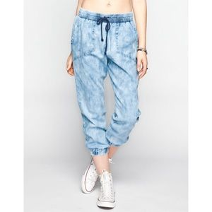 aesthetic appearance great discount new season Volcom acid wash joggers