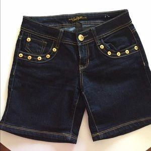 South Pole Pants - Dark blue shorts